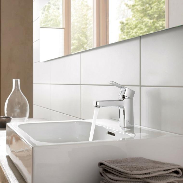 Azulejos de cocina y ba o con acabado mate conoce la tendencia - Azulejos rectangulares ...