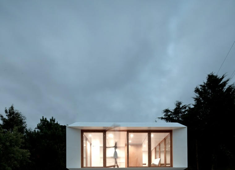 casas prefabricadas de Mima