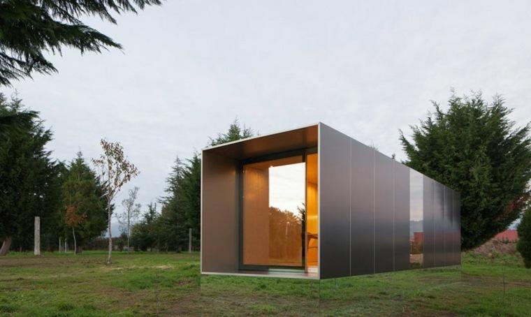 casa rectangular