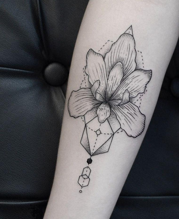 Tatuajes En El Antebrazo Variedad De Diseños Para Hombres Y Mujeres
