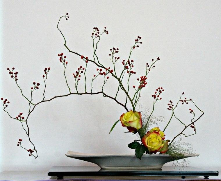 ikebana arte floral