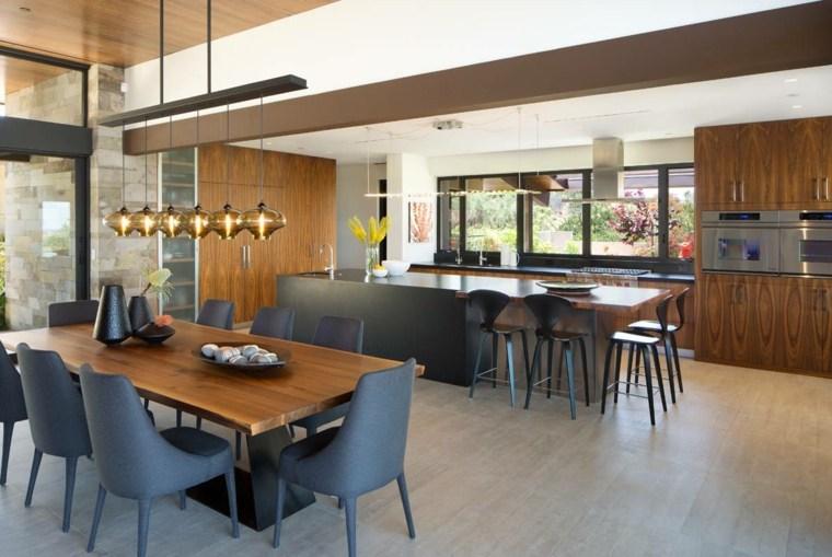 fotos-de-cocina-plano-abierto-casa-diseno-bruce-peeling-architect