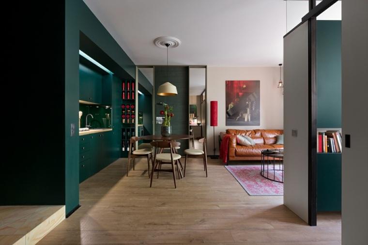 fotos-de-cocina-plano-abierto-color-verde-original