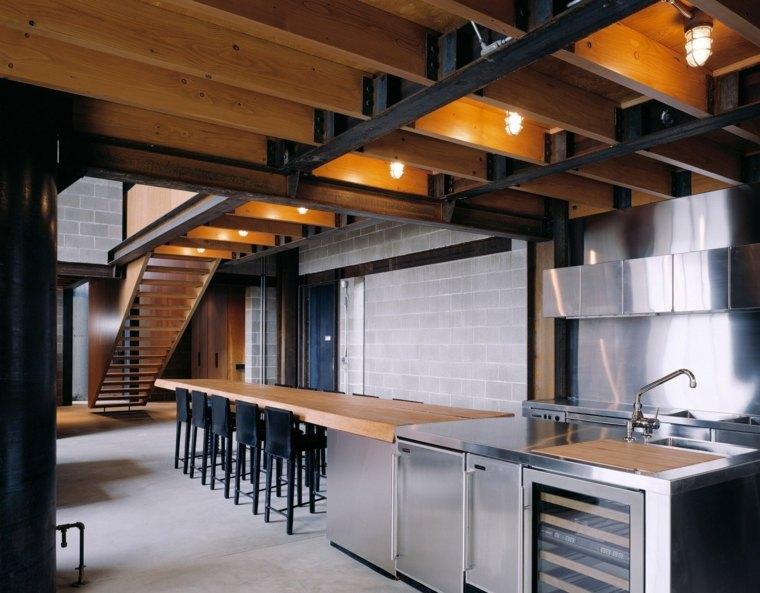 fotos-de-cocina-plano-abierto-diseno-industrial