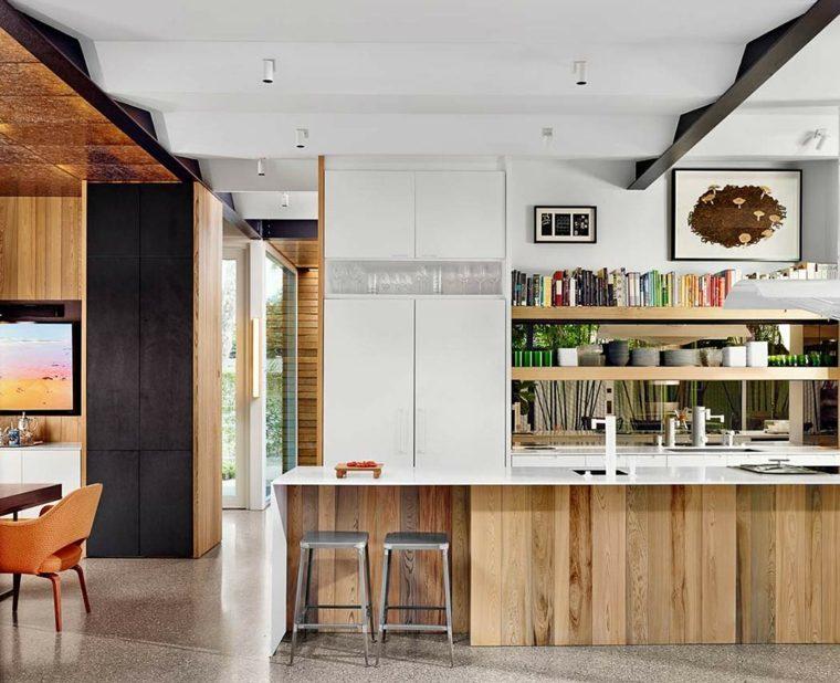 fotos-de-cocina-plano-abierto-isla-grande-madera