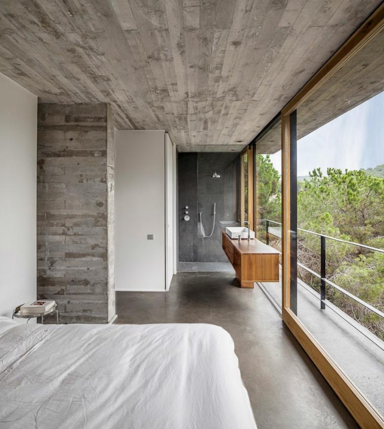 revestimientos de hormigon pulido para interiores