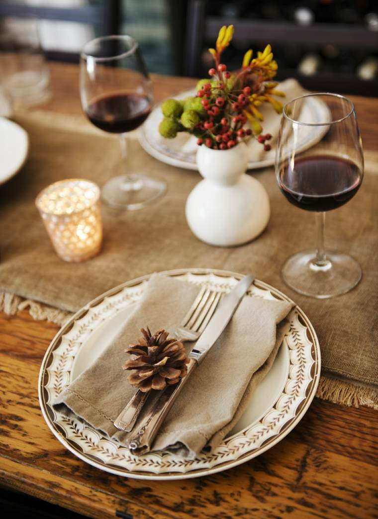 ideas-para-fiestas-otono-decorar-platos
