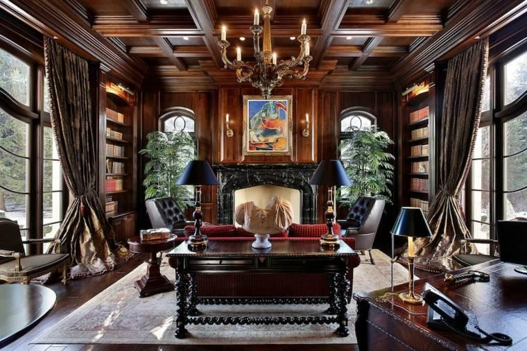 salón elegante