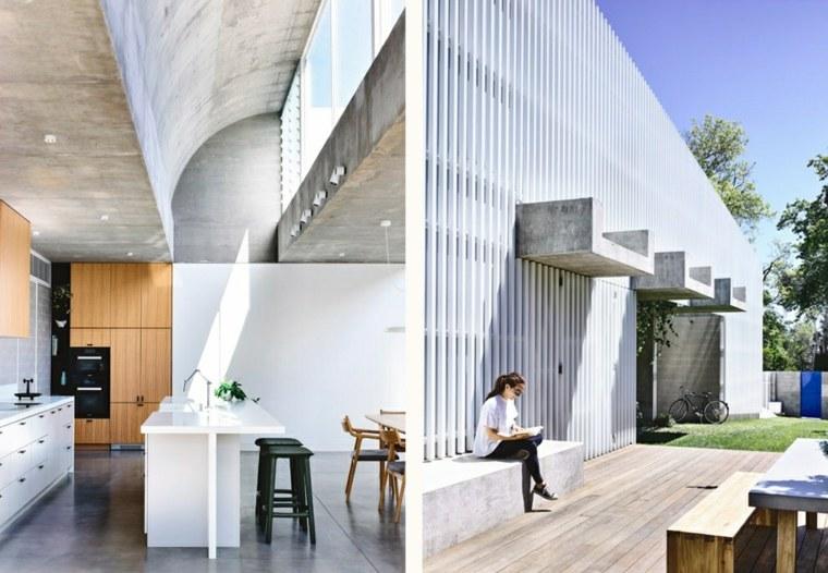 estructuras arquitectónicas modernas