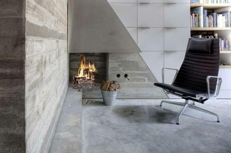 diseños con hormigon pulido para interiores