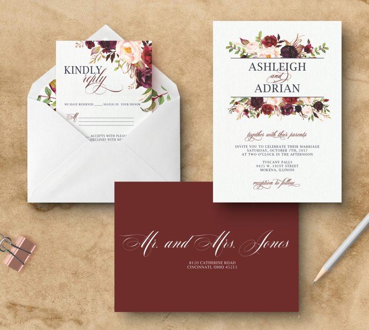 invitaciones de boda originales-boda-verano-diseno