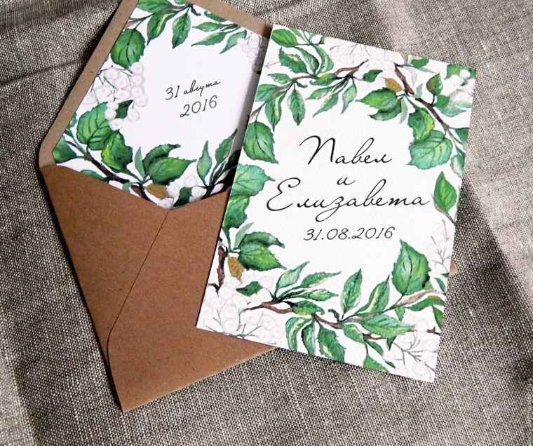 invitaciones de boda originales-boda-verano-estilo