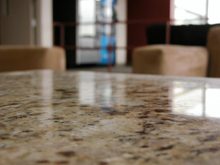 limpiar encimeras de granito