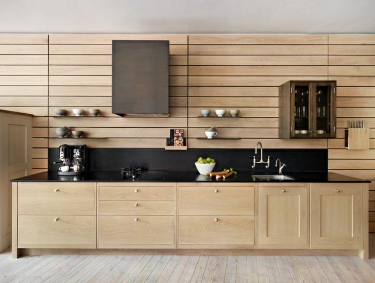 gabinetes y muebles de madera