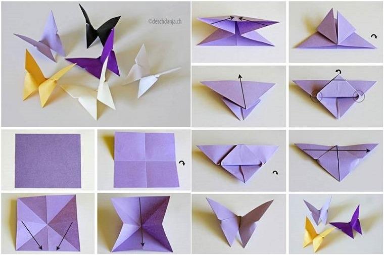 mariposas-origami-opciones-papel-decoracion