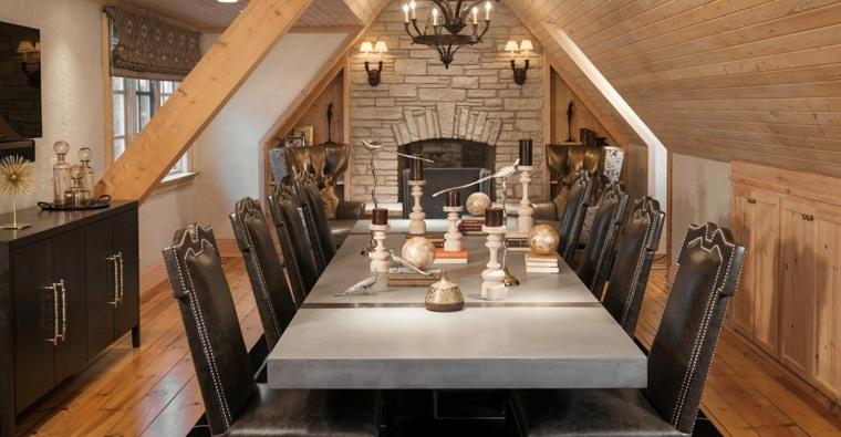 mesas de cocina modernas