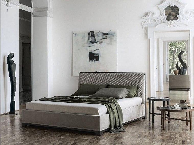 Muebles dormitorio moderno - Guía para elegir la cama -