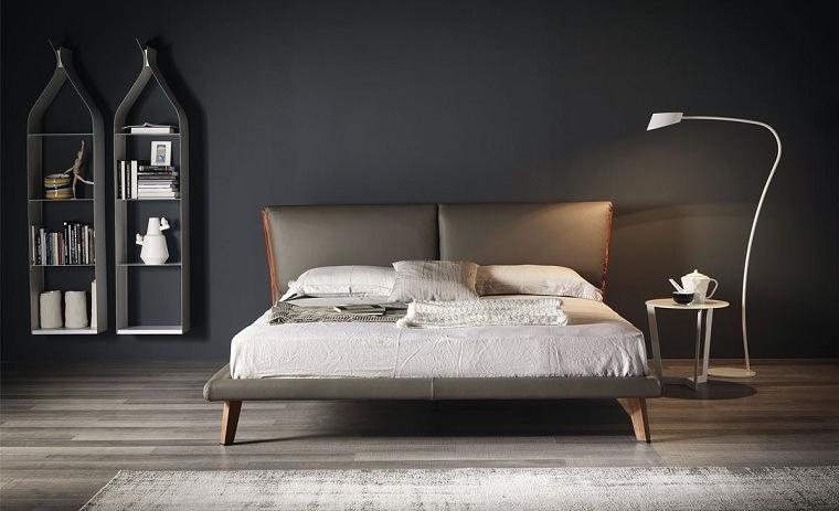 muebles dormitorio-cama-diseno-Gino-Carollo