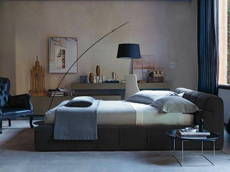 muebles dormitorio-cama-diseno-Patricia-Urquiola