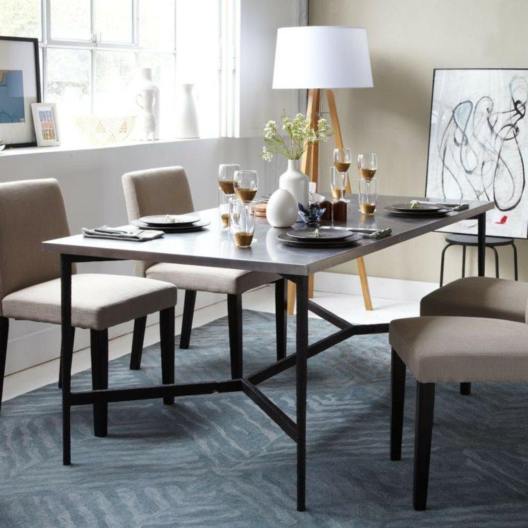 consejos para escoger mesas cocina modernas