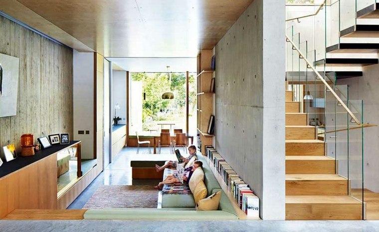 interiores con hormigon pulido para interiores