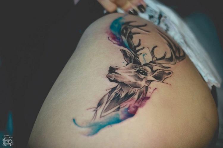plantillas de tatuajes animales inspiraciones