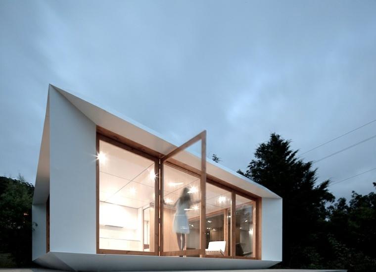 casas prefabricadas de la firma Mima