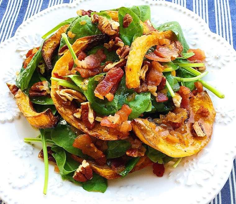 recetas de ensaladas-otono-comida-rica