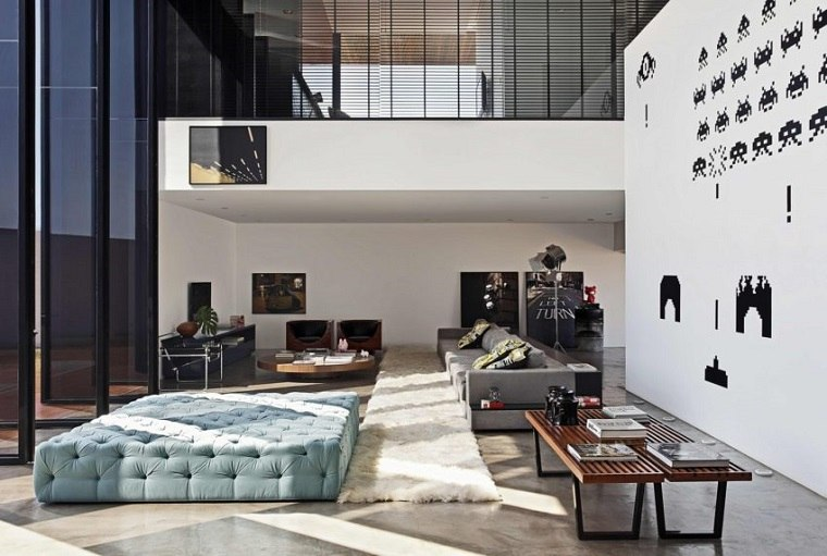 salon-moderno-Studio-Guilherme-Torres