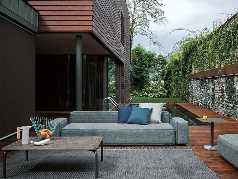 Terrazas modernas – 12 detalles que puedes añadir a tu espacio exterior