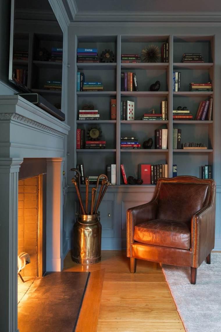 Chimeneas interiores inspiradores con chimeneas que amar s for Chimeneas tradicionales