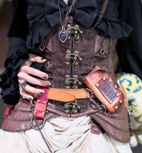 steampunk-ropa-de-moda-impresionante-estilo-falda-estilo