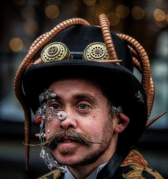 steampunk-ropa-de-moda-impresionante-gorra-estilo-original