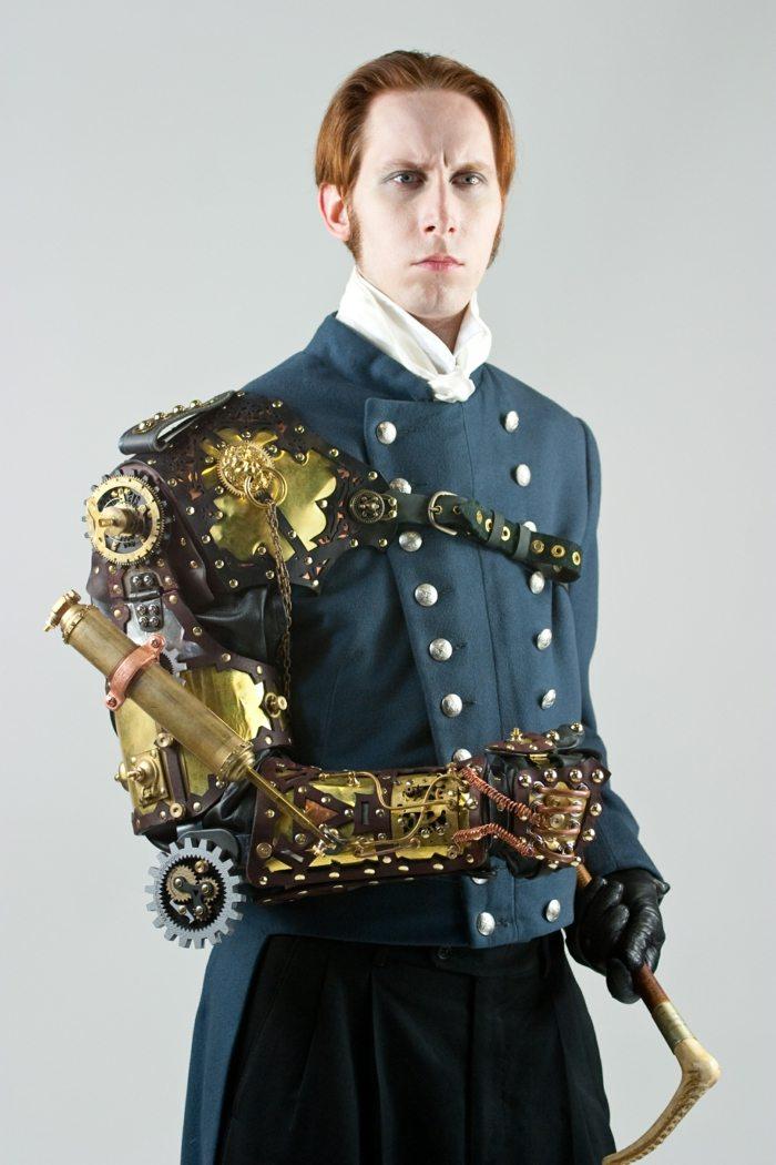 steampunk-ropa-de-moda-impresionante-hombre-mano