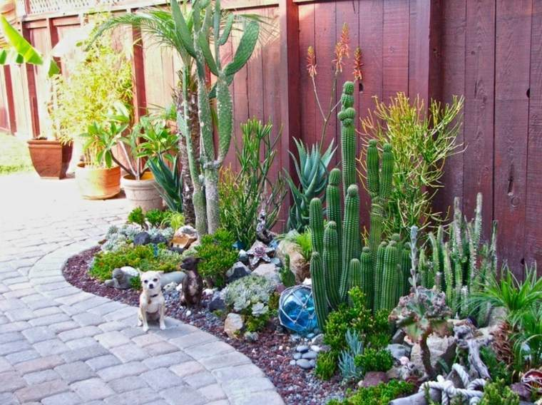 decorar jardines modernos