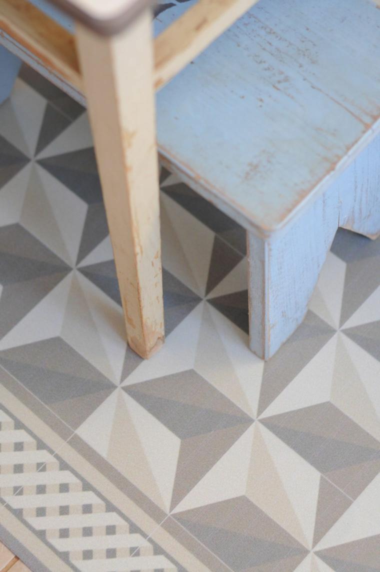 bonitos azulejos de estilo vintage