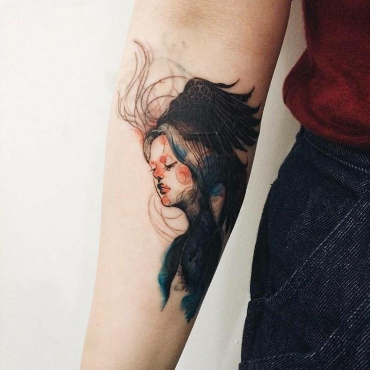 tatuaje-bello-rostro-mujer-opciones