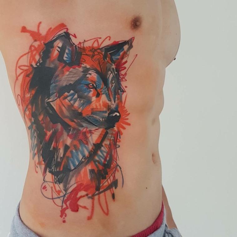 tatuaje-lobo-diseno-original-hombre