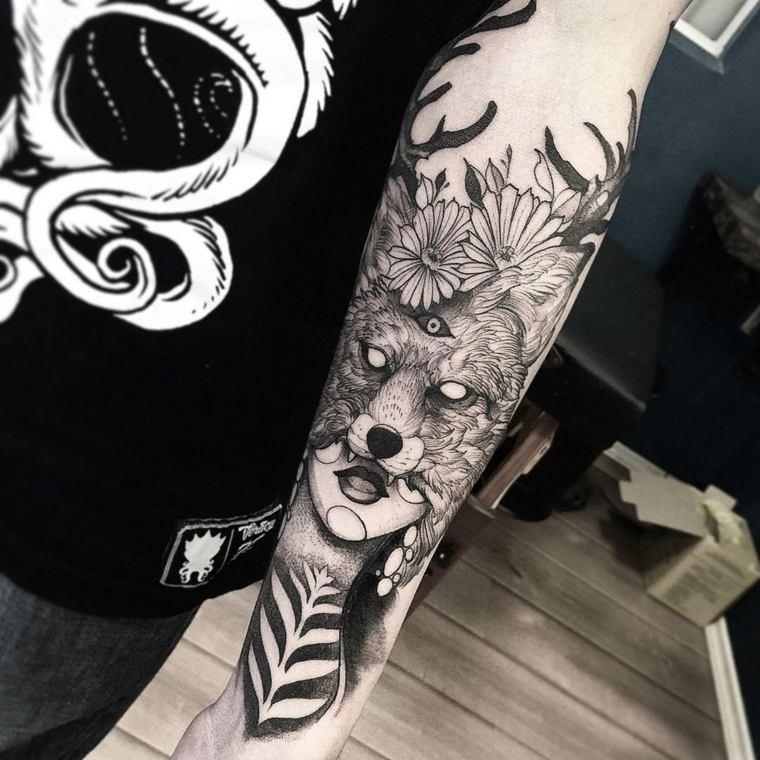 tatuaje-mujer-lobo-opciones