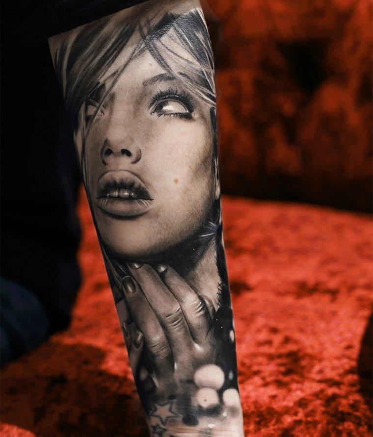 tatuaje-silvano-fiato-rostro-mujer