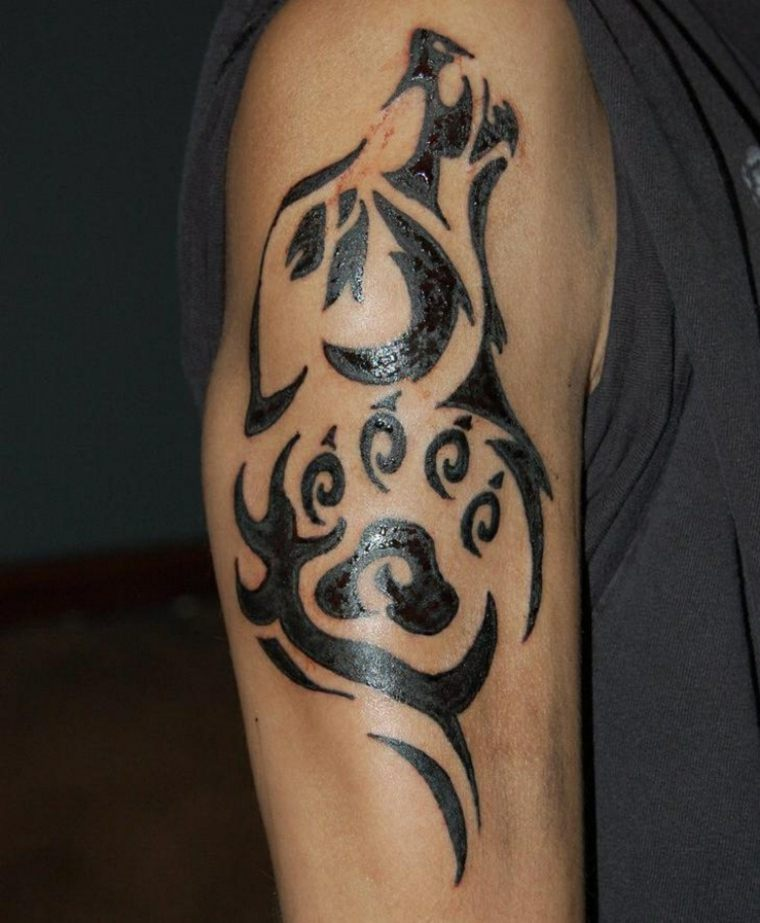 Fotos de tribal para tattoo — 2