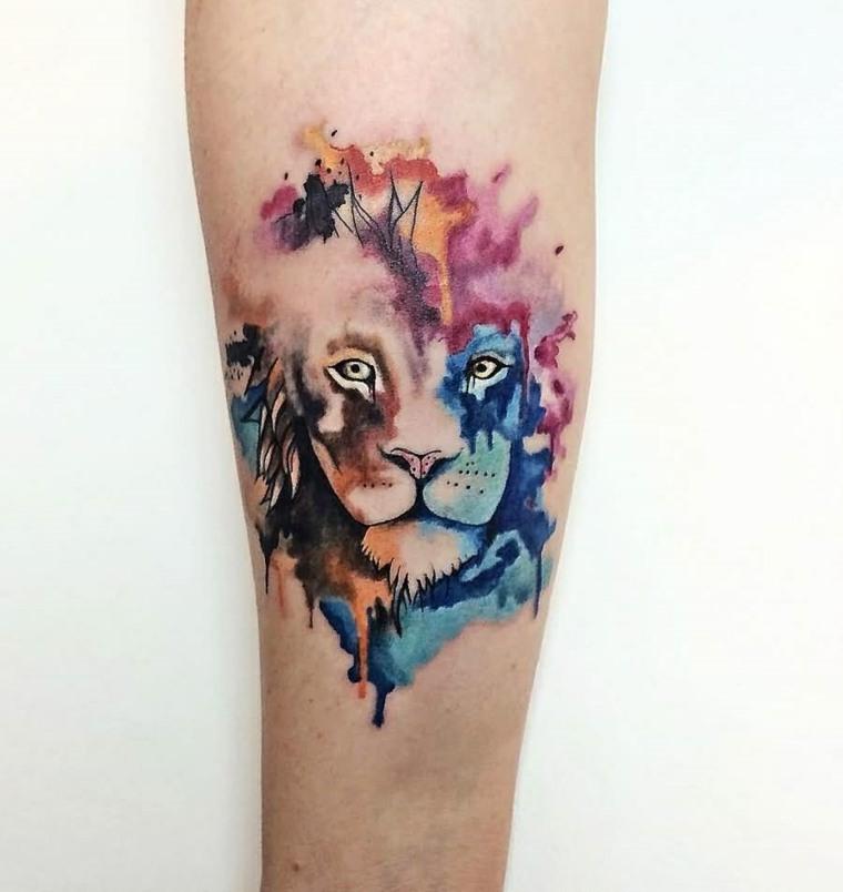 tatuajes-acuerela-opciones-leon