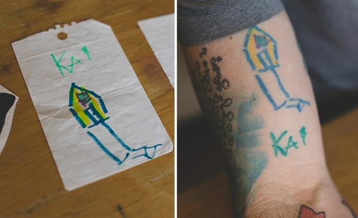 tatuajes de amor casa kai