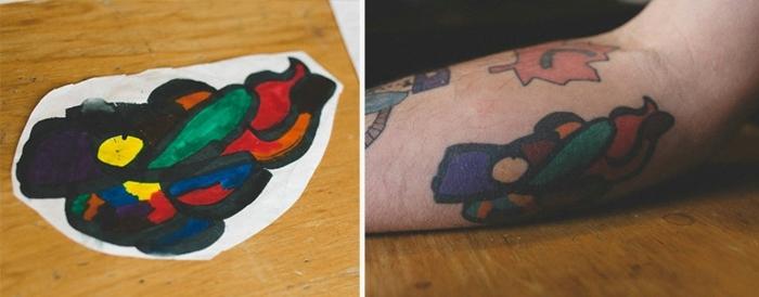 tatuajes de amor interesantes creaciones