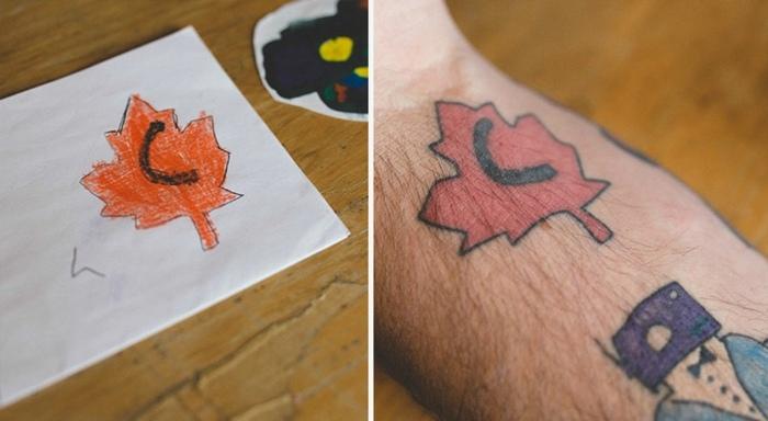 tatuajes de amor materiales especiales