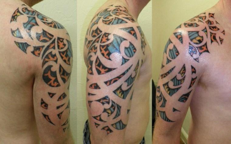 tatuajes con tribales