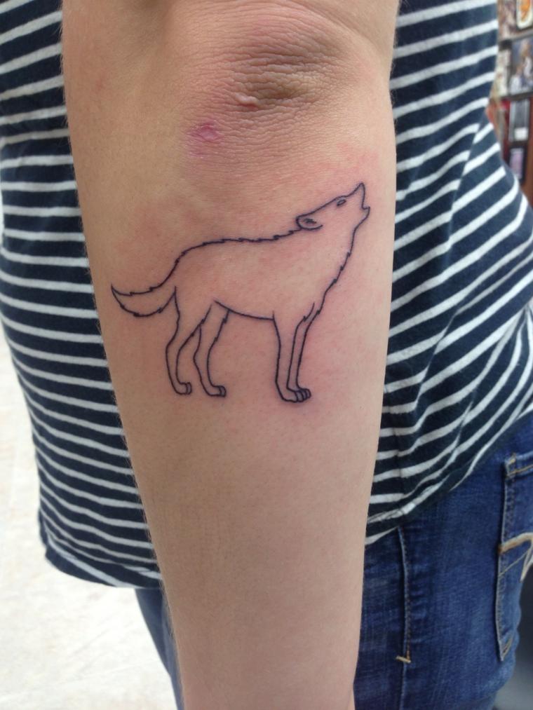 tatuajes-de-lobos-diseno-minimalista-diseno