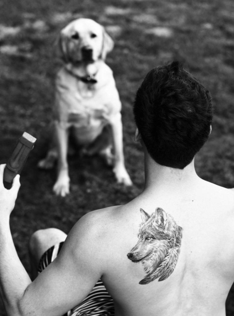 tatuajes-de-lobos-espalda-diseno