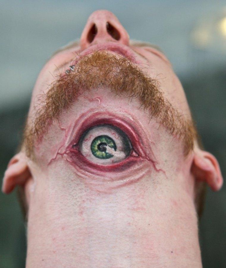 tatuajes-en-3D-ojo-diseno-atrevido