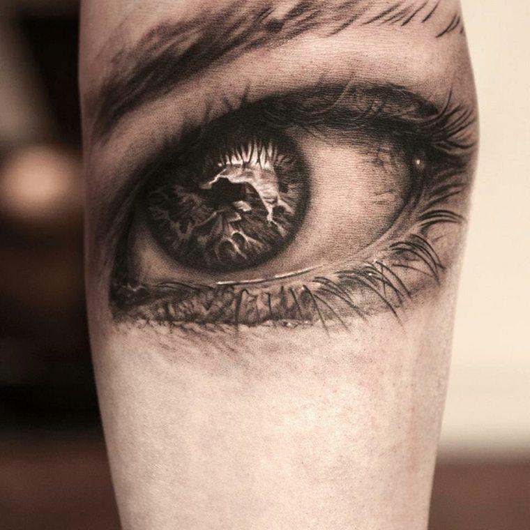 tatuajes-en-3D-ojo-realista-original-opciones
